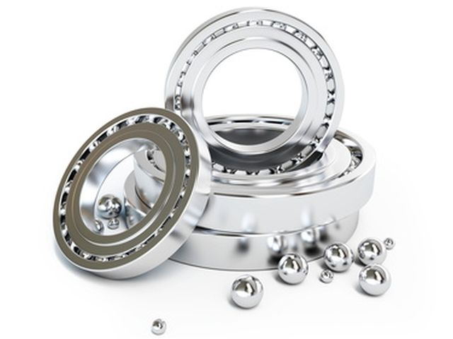 selection of bearings